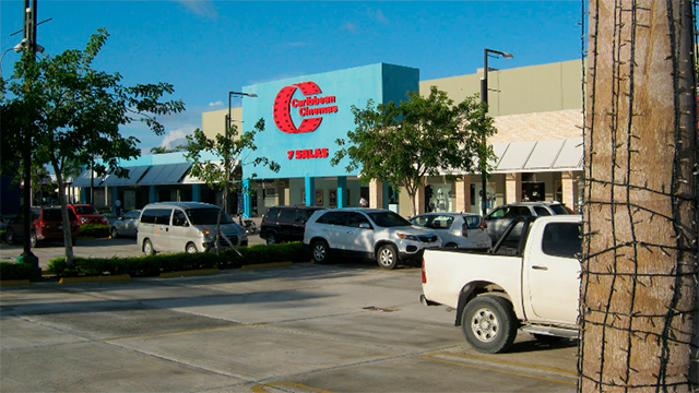 Caribbean Cinemas [Bávaro At San Juan Shopping Center]